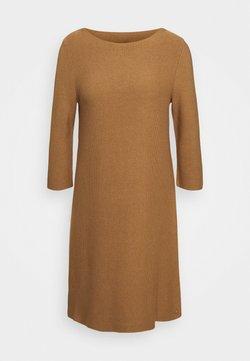 Marc O'Polo - Gebreide jurk - true camel
