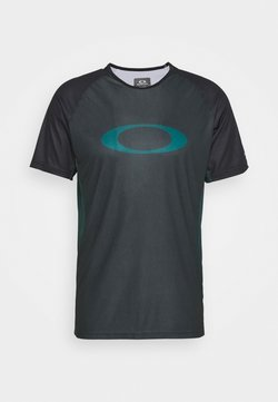 Oakley - TECH TEE - T-Shirt print - dull onix