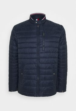 Tommy Hilfiger - CAFE RACER - Light jacket - blue
