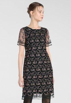 Apart - Vestito elegante - schwarz-puder