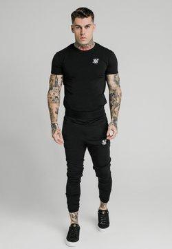 SIKSILK - AGILITY TRACK PANTS - Jogginghose - black