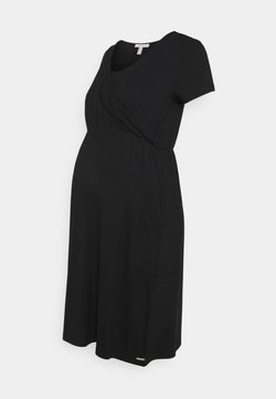 Esprit Maternity - DRESS NURSING - Vestido ligero - black