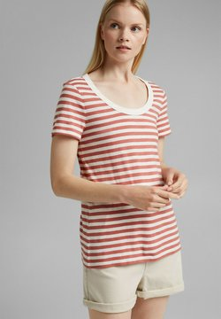 Esprit - FASHION  - T-Shirt print - blush