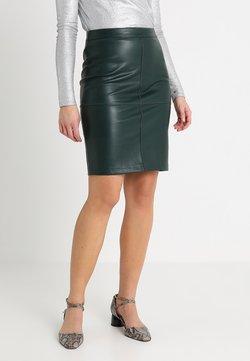 Vila - VIPEN - Pencil skirt - dark green