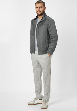 S4 Jackets - MODERNE  CHALLENGE - Winterjacke - light grey melange