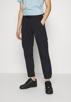 Redefined Rebel - PASCAL PANT - Cargo trousers - black