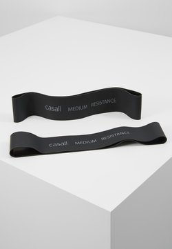 Casall - BAND MEDIUM 2 PACK - Fitness/yoga - black