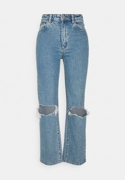 Abrand Jeans - VENICE STRAIGHT - Straight leg -farkut - denise rip