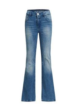 WE Fashion - Bootcut jeans - blue