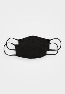 Urban Classics - 2 PACK - Stofmaske - black