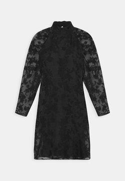 Gina Tricot - YLVA DRESS - Vestito elegante - black