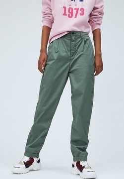 Pepe Jeans - BREEZE - Chinot - verde caqui