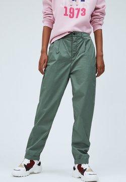 Pepe Jeans - BREEZE - Chinot - verde caqui