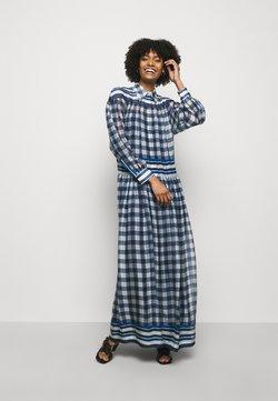 Alberta Ferretti - DRESS - Vestido largo - blue