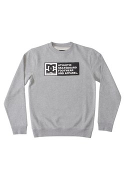 DC Shoes - Sweater - heather grey