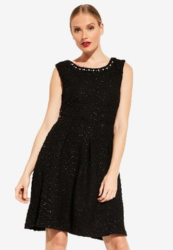 comma - Cocktailkleid/festliches Kleid - black