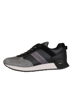 Colmar - Sneaker low - black / dk grey