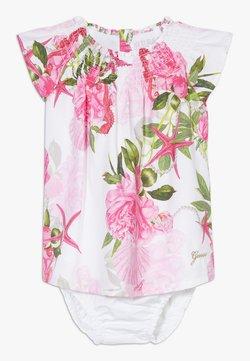 Guess - SET - Skjortekjole - seashell pink