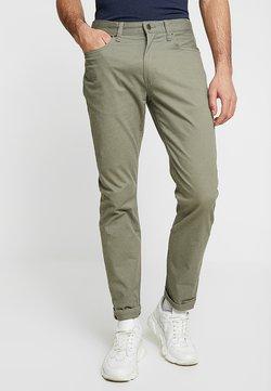 GAP - V-SLIM STRETCH - Slim fit jeans - new army green