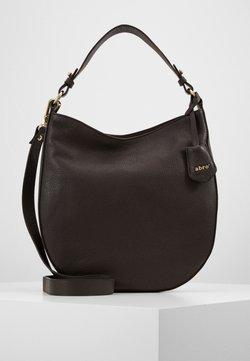 Abro - Handtasche - dark brown
