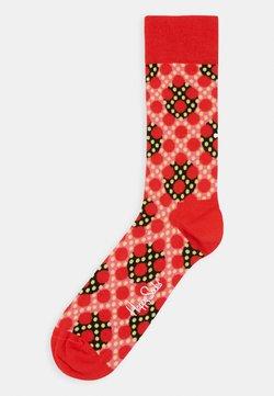 Happy Socks - DOTS SOCK - Socken - medium red