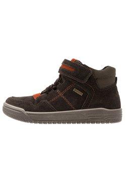 Superfit - EARTH - Sneaker high - braun/orange
