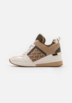 MICHAEL Michael Kors - GEORGIE TRAINER - Sneakers - pale gold