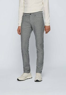 BOSS - DELAWARE - Jeans Slim Fit - grey