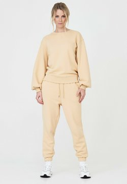 Cotton Candy - SANNI - Jogginghose - pale yellow
