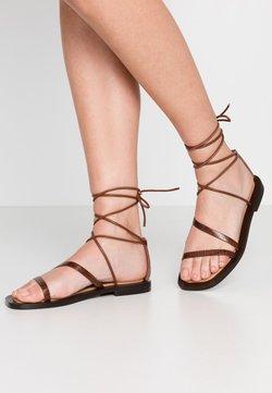 Zign - Sandalias - brown