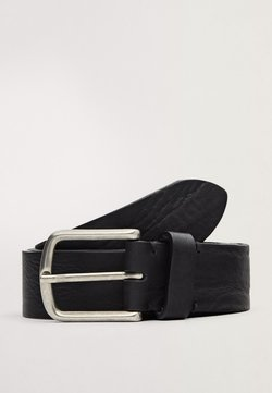Massimo Dutti - Belt - black