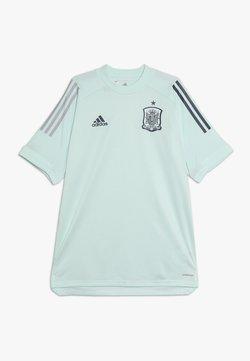 adidas Performance - SPAIN FEF TRAINING SHIRT - Equipación de selecciones - mint