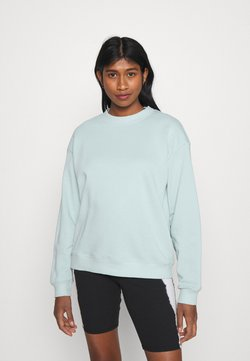 Monki - Sweater - green dusty light