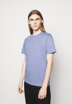 PS Paul Smith - MENS ZEBRA - T-Shirt basic - light blue