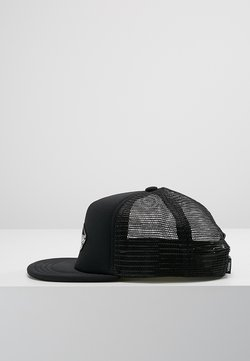 Vans - BY CLASSIC PATCH TRUCKER BOYS - Keps - black-black