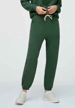 OYSHO - Jogginghose - green