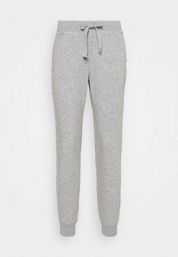 Deha - PANTS WITH POCKETS - Pantalones deportivos - grey melange