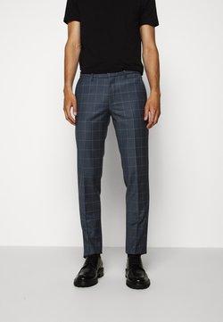DRYKORN - FOOT - Pantalon de costume - light blue