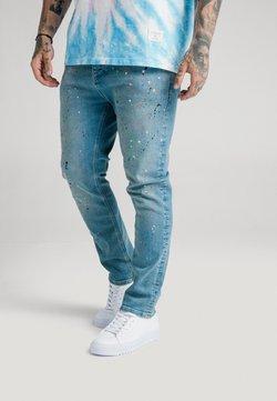 SIKSILK - STEVE AOKI X  - Jeans Slim Fit - light wash