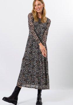 zero - MIT LEO - Korte jurk - toffee