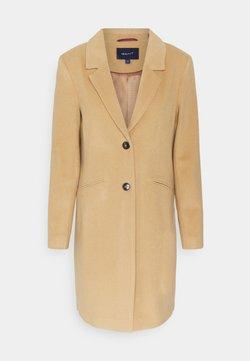 GANT - CLASSIC TAILORED COAT - Classic coat - dark khaki