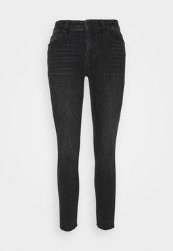 Pieszak - DIVA CROPPED SUPER ROCKING - Jeans Skinny Fit - black