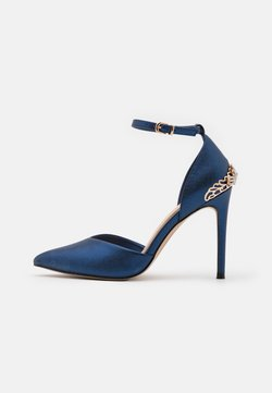 Lulipa London - JOLENE - Zapatos altos - navy