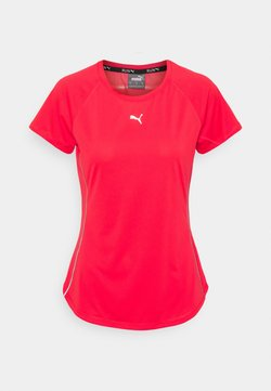 Puma - RUN COOL ADAPT TEE - T-Shirt basic - sunblaze
