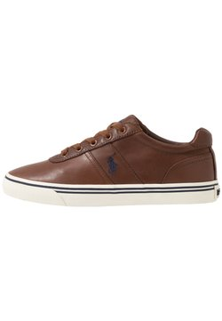 Polo Ralph Lauren - HANFORD - Sneakers laag - tan