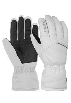 Reusch - Fingerhandschuh - white silver