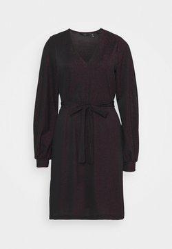 Vero Moda - VMJELINA SHORT DRESS  - Sukienka letnia - black