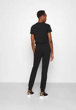 Versace Jeans Couture - PANTS - Jogginghose - black