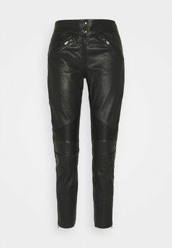 Belstaff - FREYA TROUSER - Trousers - black