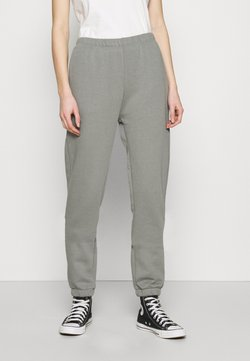 Nly by Nelly - COZY PANTS - Jogginghose - gray/blue